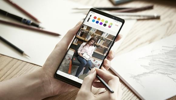 Snapdragon'lu Note 8 için Android Oreo sızdırıldı!