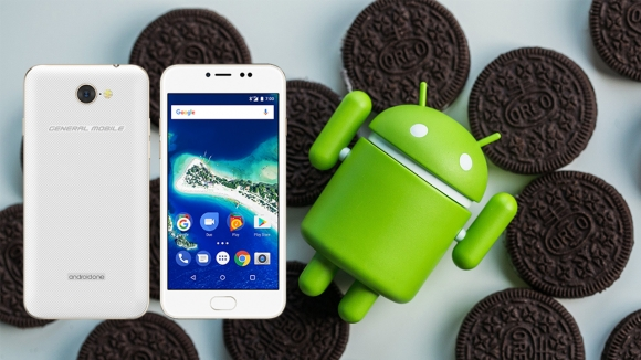GM 6 Android Oreo güncellemesi yayınlandı