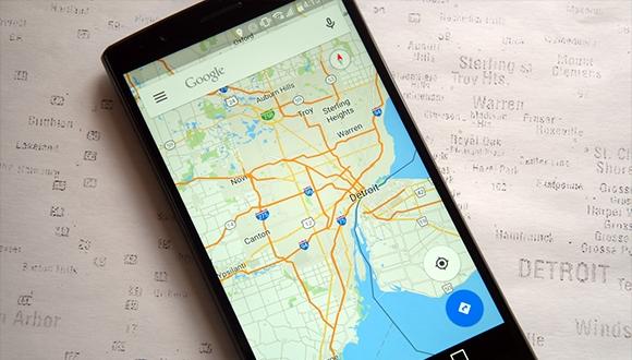 Google Maps Go uygulaması yayınlandı!