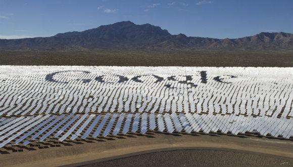 Google temiz enerji hedefine ulaştı!