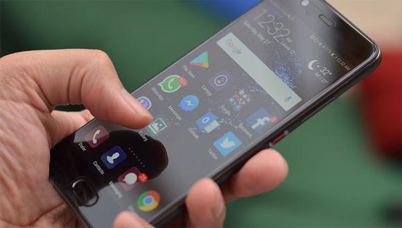 Huawei P20 ekranında çentik olabilir!