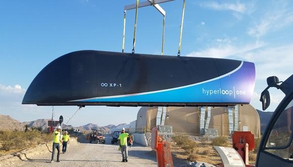 Hyperloop CEO'sundan Türkiye için önemli açıklama!