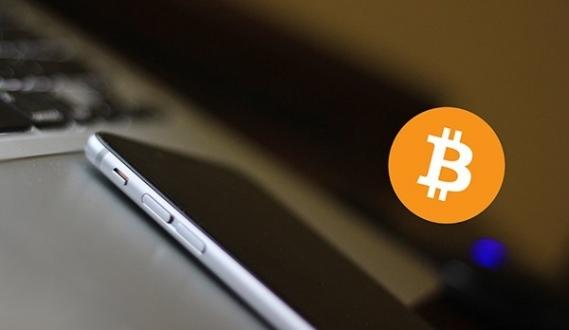 iPhone ile Bitcoin madenciliği!