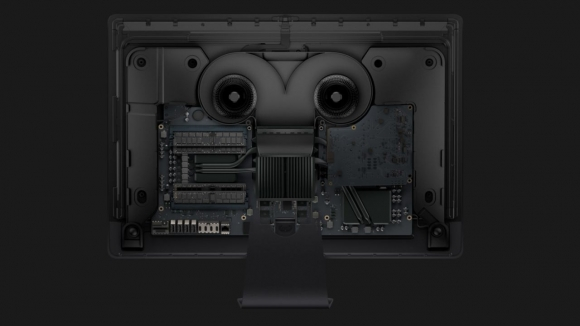 iMac Pro parçalarına ayrıldı!