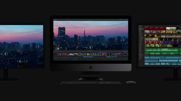 iMac Pro tamiri için bir Mac daha gerekiyor!