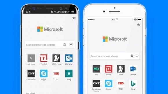 iOS ve Android için Microsoft Edge çıktı!