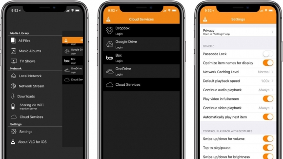iOS için VLC iPhone X desteğiyle güncellendi!