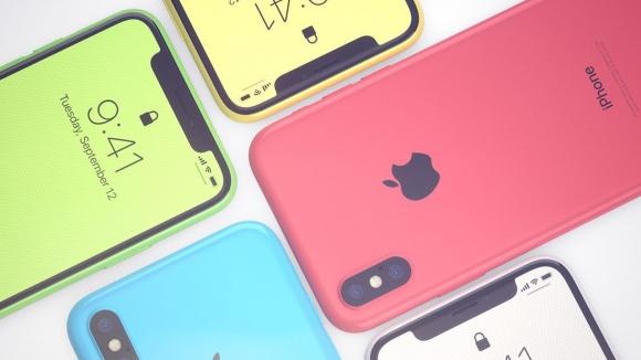 Bütçe dostu iPhone 5C tarzı iPhone X konsepti!