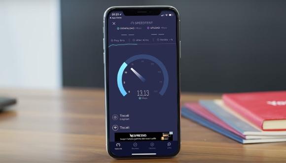iOS için Speedtest baştan aşağı yenilendi!