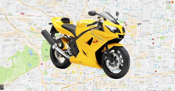 "Google Maps'e ""motosiklet modu"" geldi"
