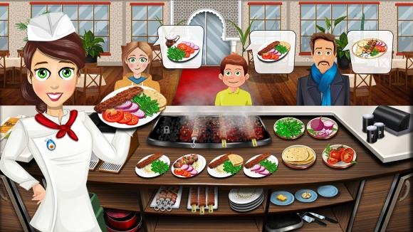 Türk mutfağını dünyaya tanıtan oyun: Kebap World