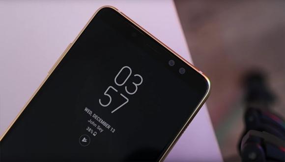 Samsung Galaxy A8 Plus (2018) tanıtıldı!