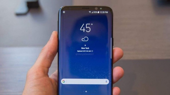 En yeni Galaxy S9 görselleri yayınlandı
