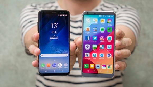 Samsung ve LG'nin CES 2018'de tanıtacağı telefonlar!