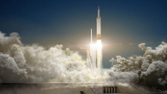 SpaceX Falcon Heavy fırlatması için erteleme!