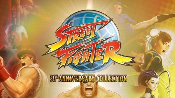 Street Fighter için 30. yıl koleksiyonu!