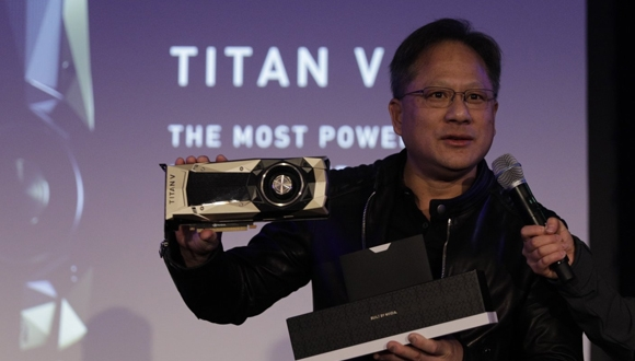 Dünyanın en güçlü ekran kartı: Nvidia Titan V
