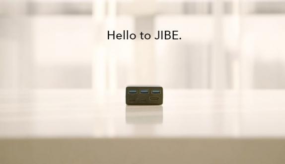 Hem şarj cihazı, hem de bir USB hub : Jibe