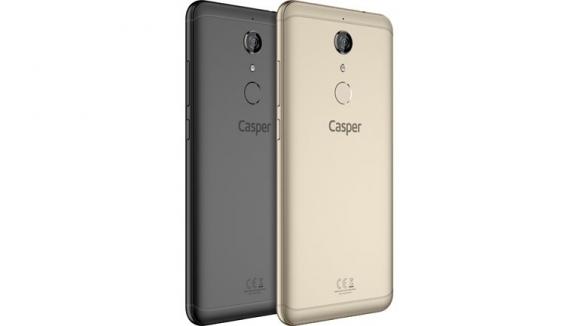Casper VIA G1 Plus kutu açılışı