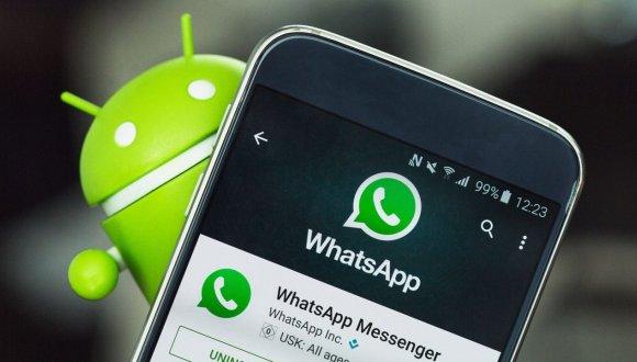 WhatsApp Android için yepyeni özellikler geliyor!
