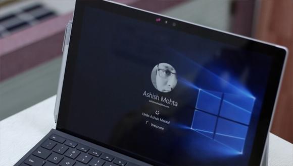 Face ID'nin ardından Windows 10 da kandırıldı!