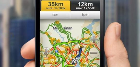 Yandex Navigasyon için çevrimdışı özelliği geldi!
