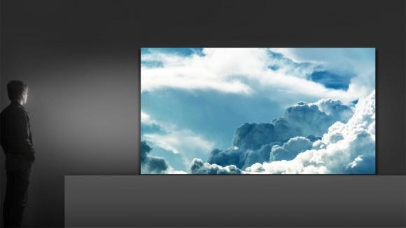 146 inçlik modüler microLED televizyon: The Wall!