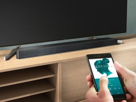 Dünyanın sanal 3D Surround'lı ilk Sound Bar modeli