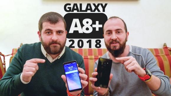 Samsung Galaxy A8 Plus 2018 ön inceleme