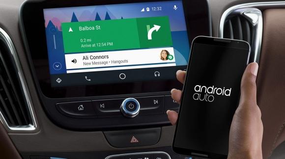 Android Auto için beklenen güncelleme geliyor