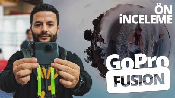 GoPro Fusion 360 ön inceleme!