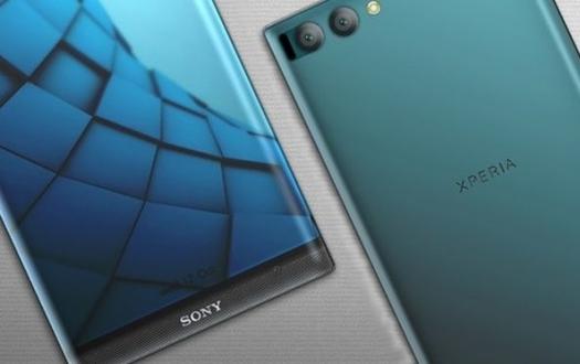 Sony'nin yeni büyük ekranlı telefonu!
