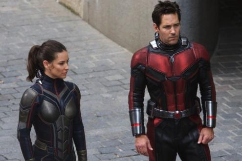 Ant-Man and the Wasp ilk fragmanı ile karşımızda!