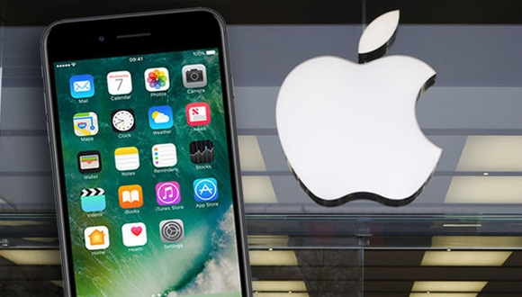 Apple Store'da bulunan iPhone alev aldı!