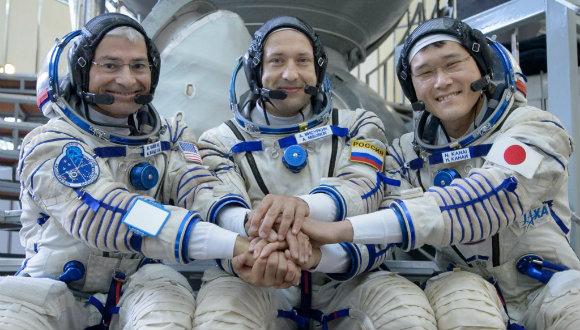 Astronot uzayda 9 cm uzadı!