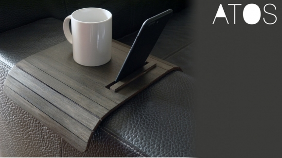 Telefon ve tabletiniz için koltuk stantı: ATOS