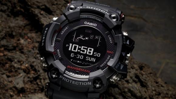 Casio güneşle şarj olan akıllı saatini duyurdu!