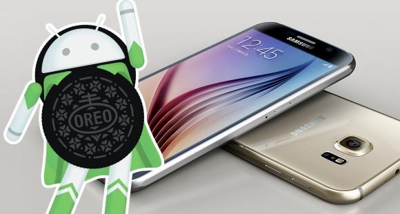 Galaxy S6 için Oreo güncellemesi müjdesi!