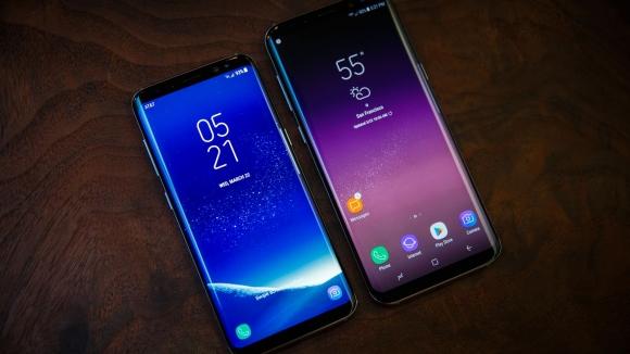 Galaxy S9 ve S9 Plus yan yana görüntülendi!