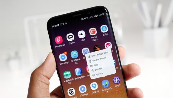 Galaxy S9 Plus depolama alanı ile şaşırtabilir!
