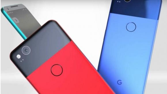 Google Pixel dokunmatik ekranı hoparlör olacak!