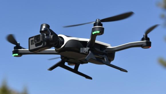 GoPro drone pazarında daha fazla dayanamadı!