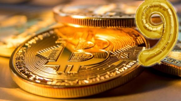 İlk Bitcoin bloğu 9 yaşında!