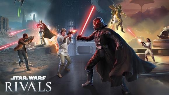 iOS ve Android için Star Wars Rivals geliyor!