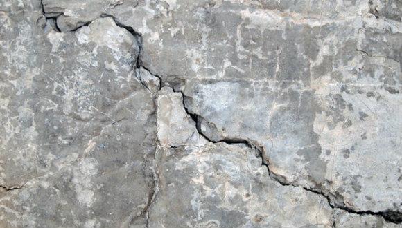 Kendini onaran beton geliştirildi!
