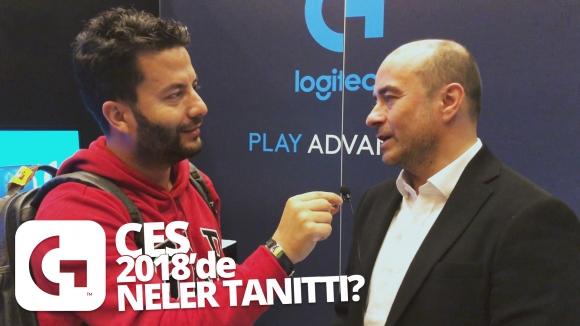 Logitech CES 2018 fuarında hangi ürünleri tanıttı?