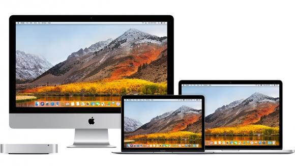 macOS High Sierra 10.13.2 güncellemesi çıktı!