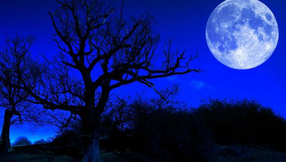 Mavi Ay tutulması nedir?