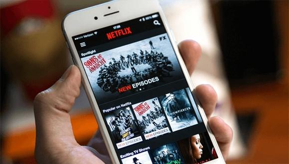 Netflix: Artık tuvalette bile dizi izliyoruz!