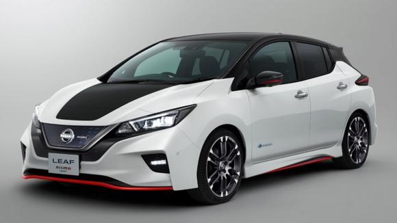Nissan Leaf En İyi Elektrikli Otomobil olarak seçildi